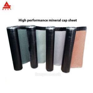 1x10 Mineral Granule Sbs Asphalt Roofing Membrane Mineral Cap Sheet