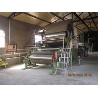 Quality A machine for making toilet paper, SMALL Toilet paper making machine 1092type for sale