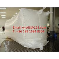 Buy cheap 20ft,30ft ,40ft WPP Waterproof Dry Bulk Container Liner Bag With fast discharge from wholesalers