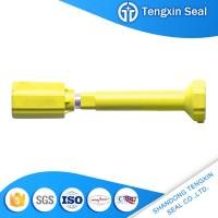 Quality Colorful security shipping container steel with ABS wrapped door lock bolt seal for sale