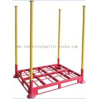 Quality Heavy Duty Portable Steel Stack Rack Used In Warehouse Space Saving for sale