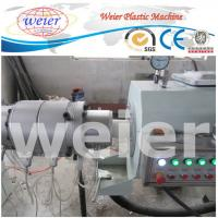 Quality Plastic PVC water pipr extrusion line with  200-400mm large diameter Germany standerd for sale