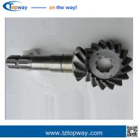 Quality Precisely Made High Power Transmission helical Spur Gear for gear reducer gearbox for sale