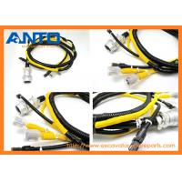 Quality 6156-81-9211 6D125 Engine Injector Wiring Harness For PC400-7 Komatsu Excavator Parts for sale
