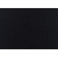 China Black Printed Corduroy Fabric For Upholstery  , 40*40 And 77*177 on sale