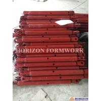 Quality Adjustable Push-Pull Braces to Plumb Vertical Formwork Panels in Construction for sale