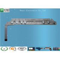 Buy Multifunctional Tactile Metal Domes 3M 467 MP Back Adhesive , 100~  250g Touch Force at wholesale prices