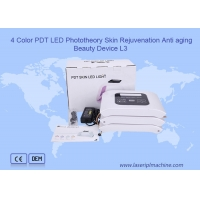 China 7 Color PDT LED Phototheory Skin Rejuvenation Anti aging Beauty Device on sale