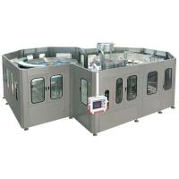 China Pet Bottles Mineral Automatic Water Filling Machine Size 4500 * 300 * 3600mm on sale