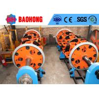 Quality High Efficient Cable Armouring Machine , Steel Wire Armouring Machine for sale