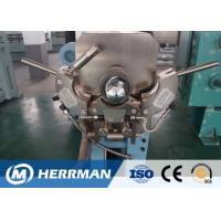 China Single Screw Wire And Cable Extrusion Line PE PP PVC Extruder Machine NSK Bearing on sale