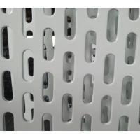 Quality flattened perforated metals slot hole for sale