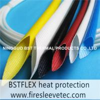 Quality Reflective Braided Glass Fibre Sleeving for sale