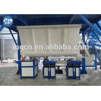 Quality Bule Cement Bagging Machine Easy Operation With Carbon Steel Valve Port for sale