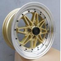 China car alloy wheel on sale