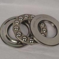 Quality 51312 Self Aligning Axial Ball Thrust Bearing For Machine 51100 Bearing Steel for sale