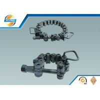 China Oil Drilling Machine Drill Collar Safety Clamp For Hanging Flush Joint Pipe on sale