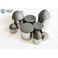 Quality Durable PDC Cutter Tungsten Carbide Base Polycrystalline Diamond Compact Inserts for sale
