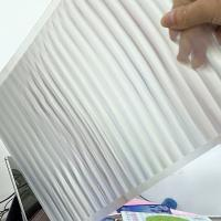 Quality OK3D Widely-used Plastic Lenticular PET Material100 Lpi 3D Film Lenticular Lens Sheet Matericals With High Transparency for sale