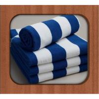 Quality woven manufacter 100% organic cotton 100% cotton jacquard terry hotel hand towel for sale