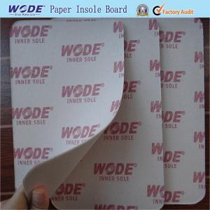 China Paper Insole Board,Cellulose Insole Board on sale