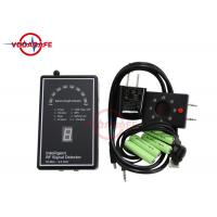Buy cheap 8 LED Signal Strength Indication RF Wireless Signal Detector Vibration Warning from wholesalers