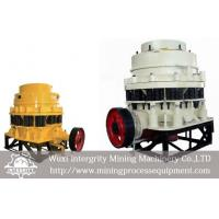 China Iron Ore Mining Beneficiation Equipment Hydraulic Cone Crusher on sale