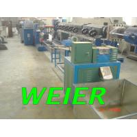 Quality PP / PE / ABS Plastic Recycling Machine , SJ-90 Cold Cutting Pelletizing Line for sale