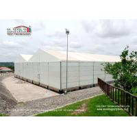 Quality Portable Industrial Storage Tents Aluminum Frame 15 Years Service Life for sale