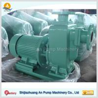 Quality corrosion-resisting self priming sewage pump for sale