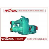 Quality Small Scale Automatic Clay Brick Making MachineSteel Material For Tunnel / Hoffman Kiln for sale