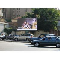 Buy cheap Advertising led billboard Outdoor Full Color Led Display For Vivid Pictures And Videos from wholesalers
