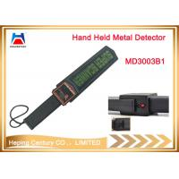 Buy cheap 2019 Metal Detector Pinpointing Hand Held Metal Detector price from wholesalers
