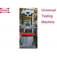 Quality Bolts Nuts Wedge Loading Proof Hydraulic Load Testing Machine 1000Hz Frequency for sale