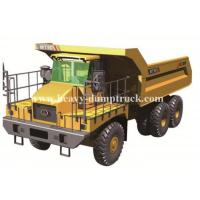 Quality Rated load 72 tons Off road Mining Dump Truck Tipper  353kW engine power drive 6x4 with 36m3 body cargo Volume for sale