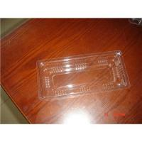 Quality Disposable Clear BOPS Blister Plastic Packing Tray for sale