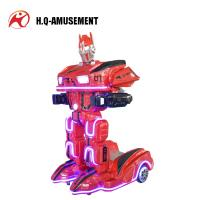Quality 2019 popular game machine new design rc electric robot toys mini robot amusement park ride on robot for kids for sale
