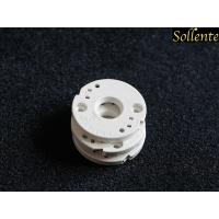 Buy cheap Plastic COB LED Holder With Beryllium Copper Nickel Plated Contacts 13*13 Mm from wholesalers