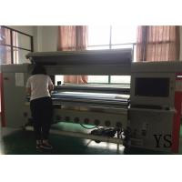 Flatbed Dx5 Colour Digital Printing Machines 1440 Dpi Digital