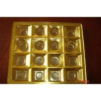 Quality Golden  Plastic Candy Tray for sale