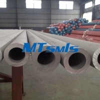Quality ASTM A790 ISO PED Cold Rolled S32750 Duplex Steel Seamless Pipe for sale