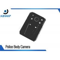 Buy cheap Multi Functional Police Body Cameras 3500mAh Battery with long time recording from wholesalers