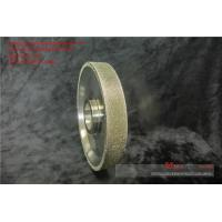 Buy cheap Electroplated diamond grinding wheel for machined automobile tyre miya from wholesalers
