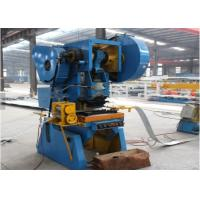 Quality Security Fence Barbed Wire Making Machine Automatic Lubricating System Low Energy Consumption for sale