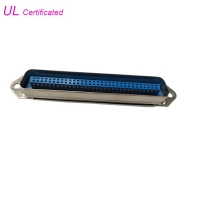 Quality 57 CN Series DDK 64 Pin PCB Connector , Straight PCB Male Centronic Connector 50P 36P 24P 14P for sale