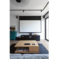 Motorized projection screens quality motorized for Motorized home theater screen