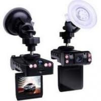 """Quality 3.5"""" TFT LED Anti-glare night vision function Dual Camera Car DVR with Reversing rear view for sale"""