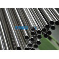 Quality TP347 / 347H 0.5mm - 20mm Thin Wall Stainless Steel Pipe / Ss Pipe Fittings for sale