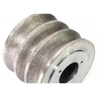 Buy cheap Sintered diamond rotary dressing wheel with muti groove from wholesalers