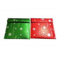 Quality Colorful Metallic Bubble Mailers Glamour Bubble Mailer for Gift Packing for sale